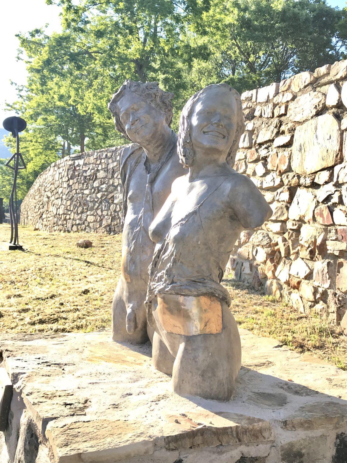Teddy Cobeña escultor
